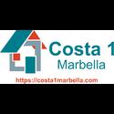 Costa1 Marbella Inmobilairia företagslogotyp