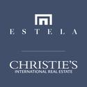 Estela Exclusive Homes I Christie´s företagslogotyp